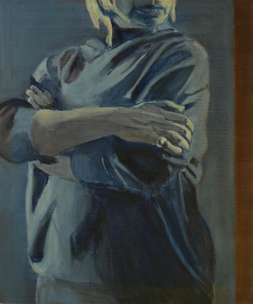 8. Johan Clarysse, 60 x 50 cm, acryl op doek. DSC 2905